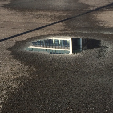 inter-dimensional puddle