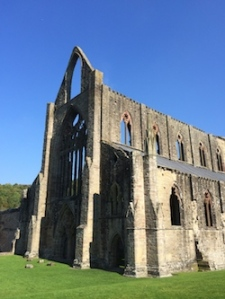 100 words about faces; found poem; Tintern Abbey