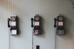 100 words about being told on the phone that someone has died