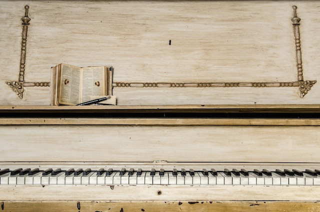 Three line tales week 11 photo prompt: piano