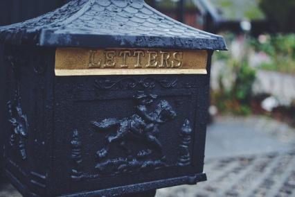 three line tales week 16 – letterbox