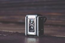 three line tales week 45: a vintage Kodak camera