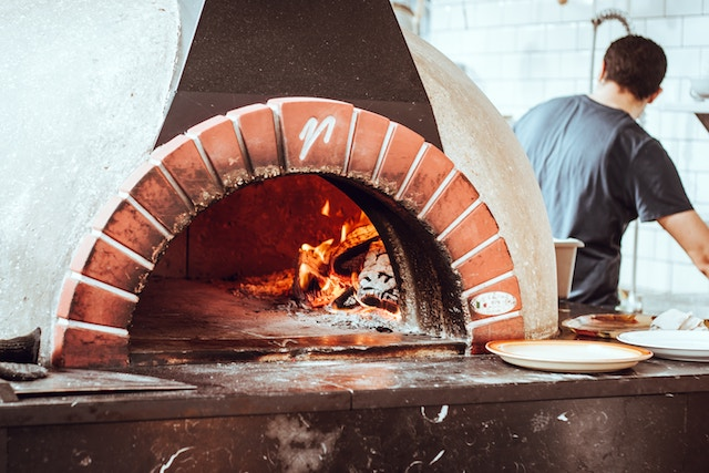 Three line tales week 80: a pizza oven