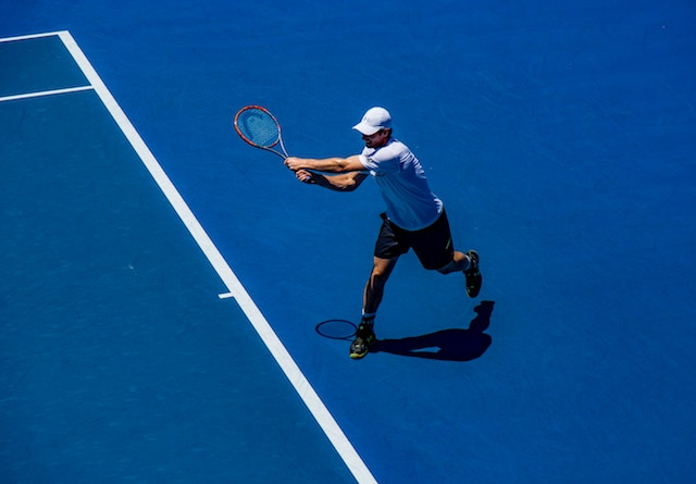 three line tales week 103: Andy Murray on court in Melbourne during the Australian Open 2017