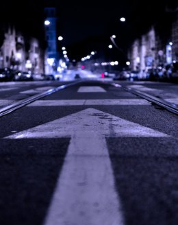 three line tales week 113: a close up of a road in Rome
