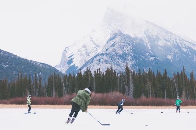 three line tales, week 146: pond hockey