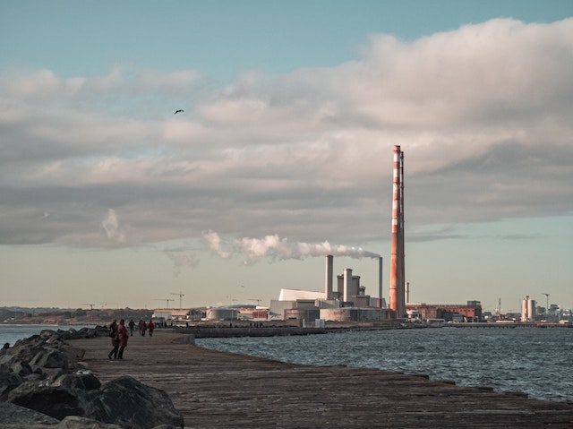 three line tales, week 215: Poolbeg, Dublin
